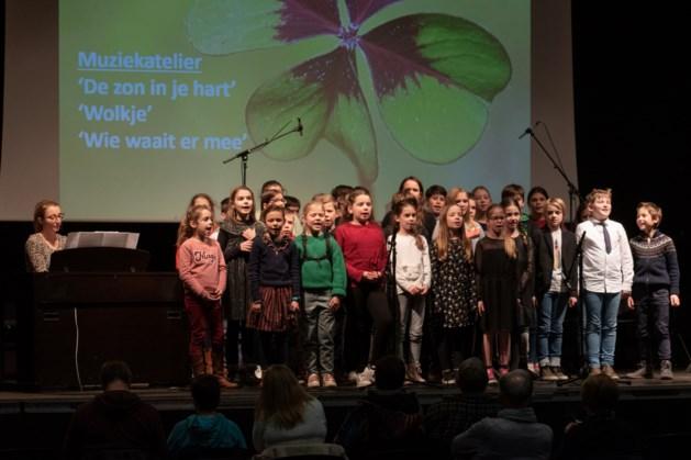 Leerlingen Academie Haspengouw geven concert