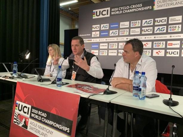 WK op de weg in Zwitserland begint met tijdrijden voor de profs