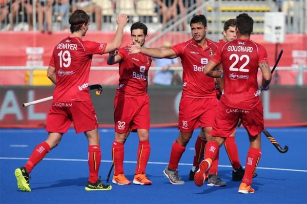 Red Lions winnen van Nieuw-Zeeland en zijn ongeslagen na vier matchen in de Hockey Pro League