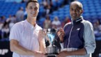 Rajeev Ram en Joe Salisbury winnen dubbelspel op Australian Open