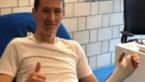 Hans Vanaken zit met barstje in de pols, maar raakt wèl klaar voor halve finale beker tegen Zulte Waregem