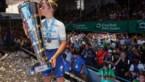 """Remco Evenepoel steekt eindzege op zak in Ronde van San Juan: """"Mijn job gedaan"""""""