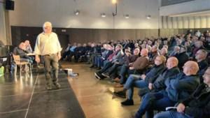 Mijnwerkers krijgen steun van vakbonden en pensioendeskundige Kim De Witte