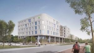 CM Limburg bouwt nieuw hoofdkantoor met brasserie aan Blauwe Boulevard