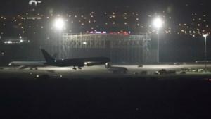 Boeing met 128 mensen aan boord maakt noodlanding in Madrid