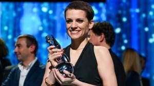 Actrice Veerle Baetens ook in Wallonië geliefd