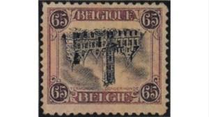 Duurste Belgische postzegel ooit wordt 100 jaar