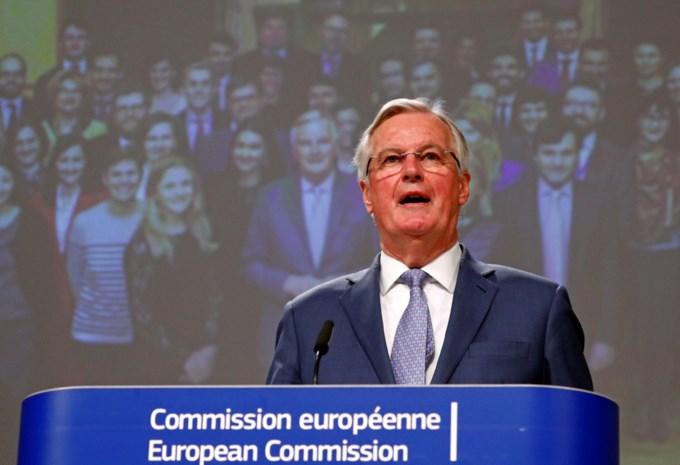 """EU koppelt voorwaarden aan """"heel ambitieus"""" vrijhandelsakkoord met Verenigd Koninkrijk"""