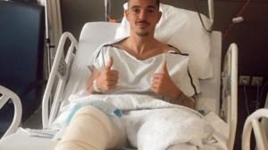 KV Mechelen-doelman Yannick Thoelen met succes geopereerd