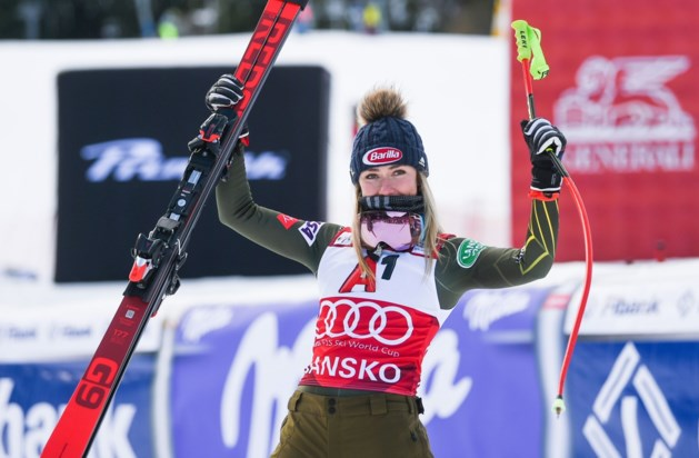 Leidster in de wereldbeker skiën Mikaela Shiffrin last pauze in na overlijden van vader