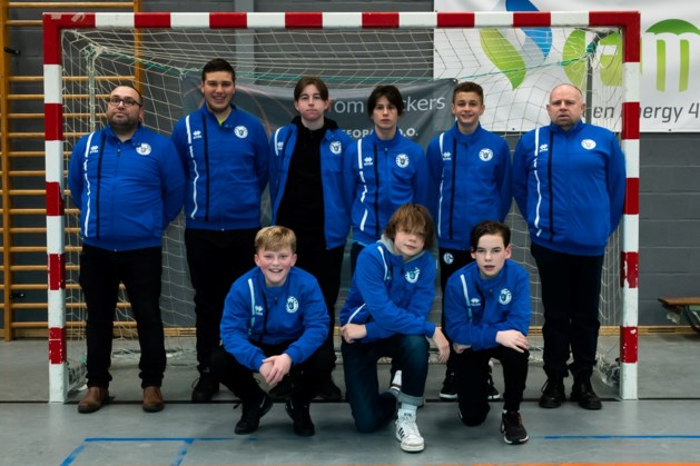 U15 Fortuna Lindenhof naar halve finale
