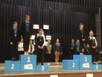 Zes medailles voor turners Olympia op Limburgs kampioenschap Tumbling en Trampoline