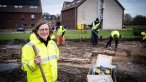 Archeologen vinden in Diepenbeek resten van prehistorie tot Tweede Wereldoorlog