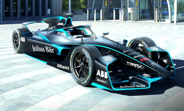 Formule E onthult nieuwe wagen voor seizoen 2020-2021