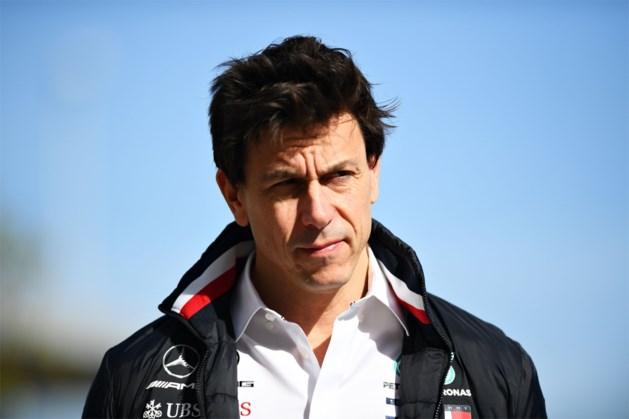 """Mercedes reageert op geruchten: """"Geen sprake van een vertrek uit de F1"""""""
