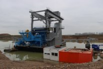 Nu de Maas daalt, stijgt het grondwater: grote gebieden blank