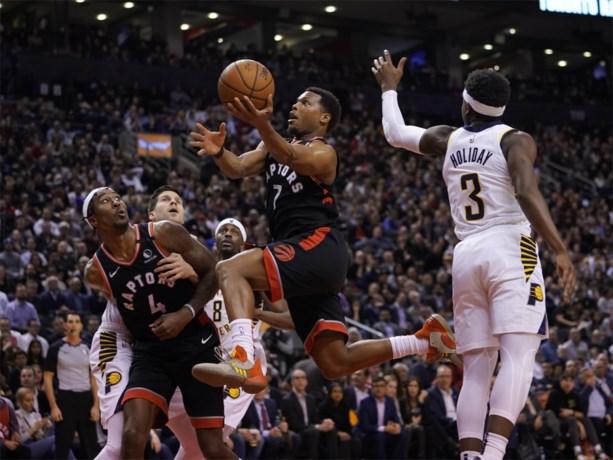 NBA. Toronto Raptors breken clubrecord met met twaalfde zege op rij