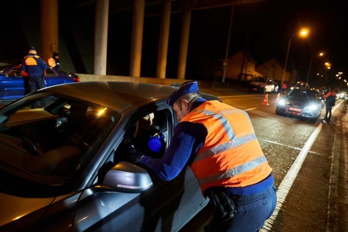 Ruim 5.000 bestuurders gecontroleerd tijdens 'weekend zonder alcohol'