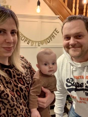 Vancleynenbreugel Bamps dan tóch niet de langste achternaam in onze Babyspecial