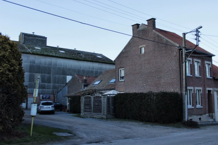 Maalder valt door dak in Hoeselt