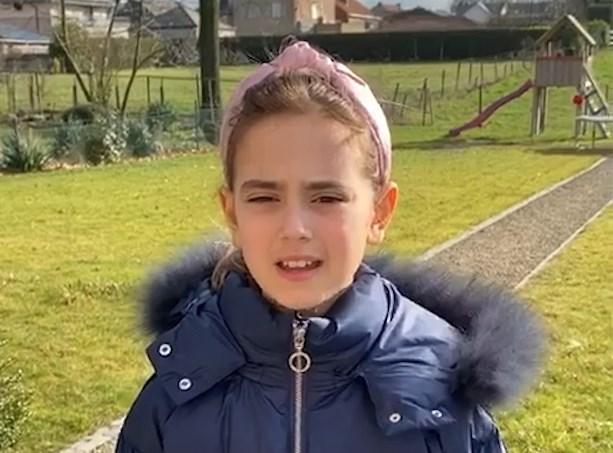 """Bilzense Cloë (10): """"Laat me alstublieft naar Zürich gaan voor mijn behandeling"""""""