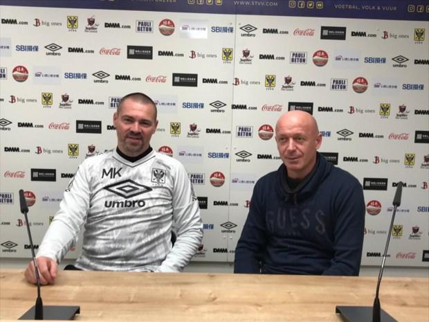 """Ex-STVV'er Mladen Rudonja: """"Ik moet me geen zorgen maken om geld"""""""