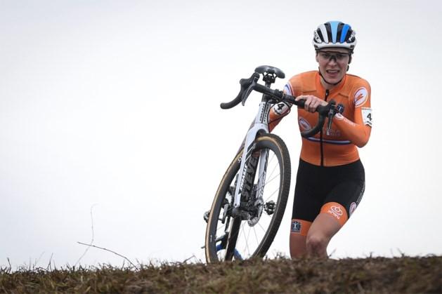 Yara Kastelijn doet veldritseizoen uit met gebroken ruggenwervels