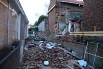 Ravage in Attenhoven na instorting vijf meter hoge muur