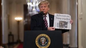 """Trump rekent af met Democraten: """"Zo slecht als de hel"""""""