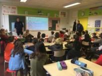 Zesdejaars FLX basisonderwijs werken mee aan het MEGA-project