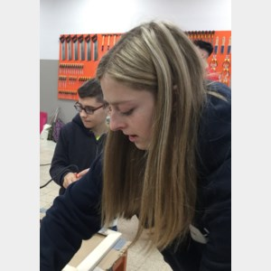 Leerlingen De Lakerberg volgen workshop in Don Bosco Helchteren