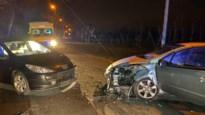 Twee lichtgewonden na frontale klap in Hoeselt