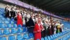 Wat doen 200 prinsen in het stadion van KRC Genk?