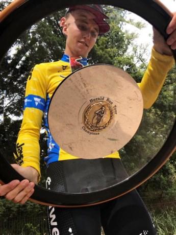 Herald Sun Tour: slotrit voor Groves, Jai Hindley pakt eindzege