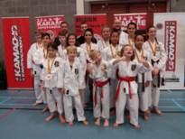 23 medailles voor karateclub Leopoldsburg op Belgisch kampioenschap