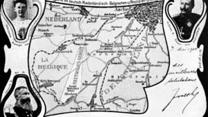 Vergeten geschiedenis: België had ooit een vijfde buurland