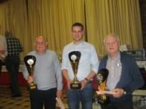 Gert Rondags wint algemeen duivenkampioenschap Zuid-Oost Limburg
