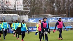 Loodzware week voor KRC Genk: donderdag tegen Antwerp, zondag tegen Standard