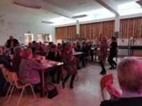 Leden Landelijke Gilde Geetbets-Rummen genieten van uitgebreid buffet en optreden