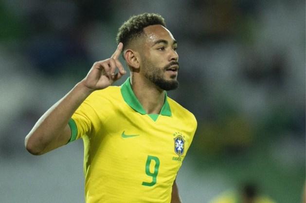 Braziliaanse voetballers mogen olympische titel verdedigen in Tokio na zege tegen Argentinië