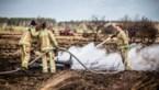 Grote brandweeroefening op NAVO-schietterrein Pampa Range
