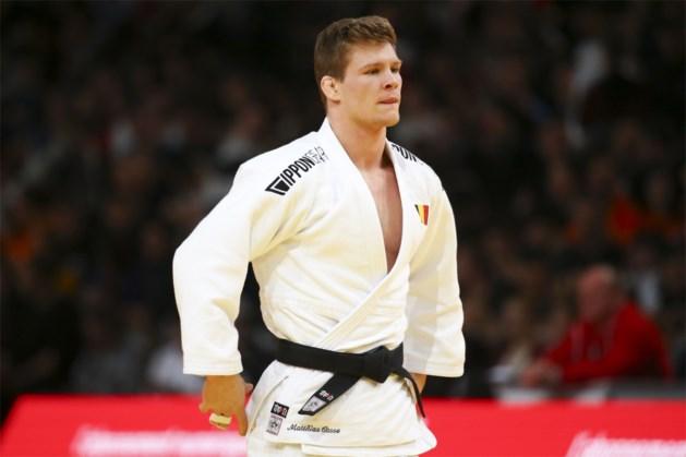 Matthias Casse verovert goud op Grandslam judo in Parijs