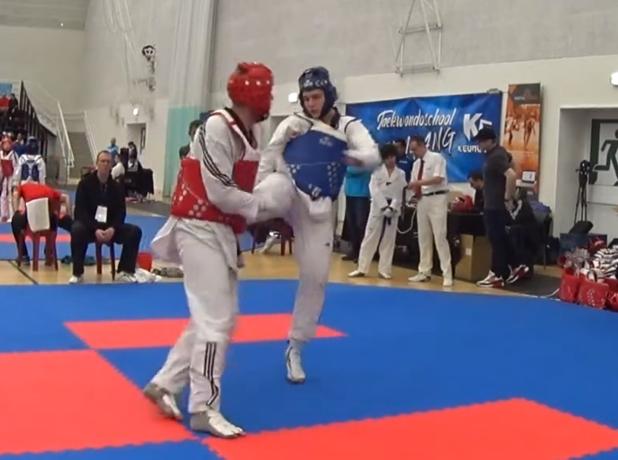 Acht Belgische kampioenen voor Taekwondo Dongji Beringen