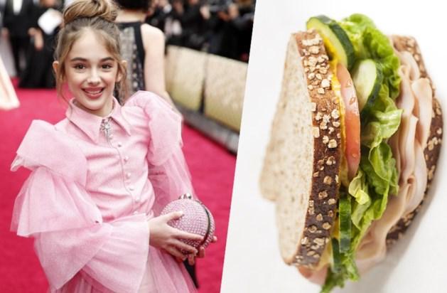 Het opvallendste accessoire op de Oscars: een sandwich