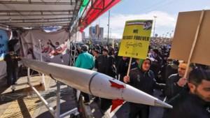 Amerikanen zeggen dat Iran raketten ontwikkelt onder mom van satellietlancering