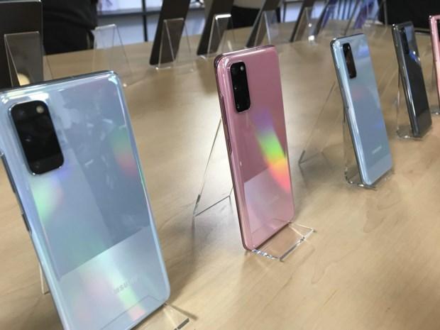 Samsung legt eerste 5G-telefoon in Belgische rekken
