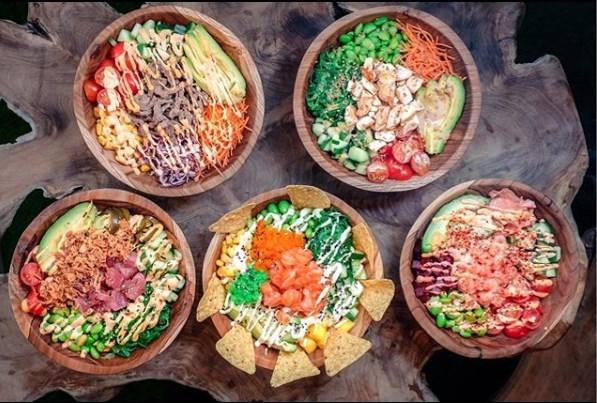 Hawaiian Poké Bowl komt naar Shopping 1 én Quartier Bleu