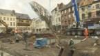 Eerste bomen voor Hasseltse Grote Markt