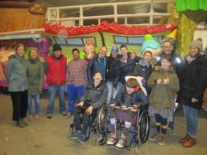 De waterratten Kotem dompelen leerlingen Sint-Gerardus onder in carnavalswereld
