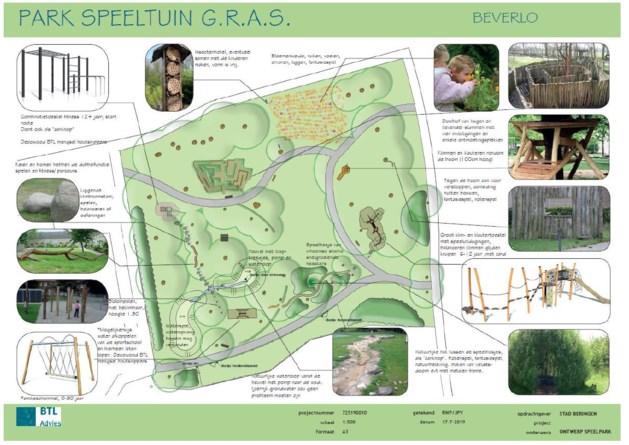 Park van Beverlo - een groene speelbeleving voor de kinderen uit de buurt